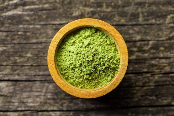 Green Horned Leaf Kratom