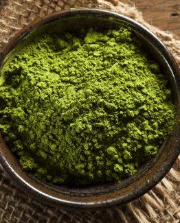Green Veined Maeng Da Supreme Kratom Powder