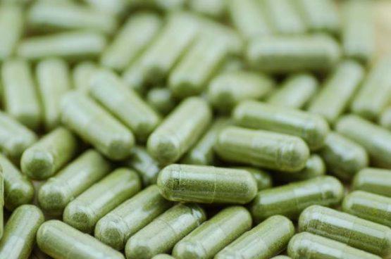 Green Sunda Kratom Capsules