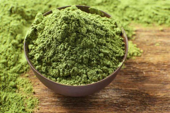 Green Bentuangie Kratom Powder