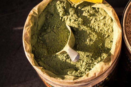 Red Kali Kratom Powder