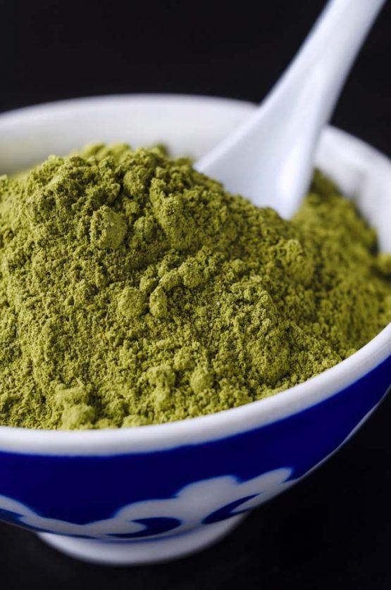 Red Vein Hulu Kapuas Kratom Powder