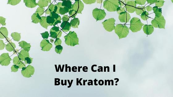 where can i buy kratom
