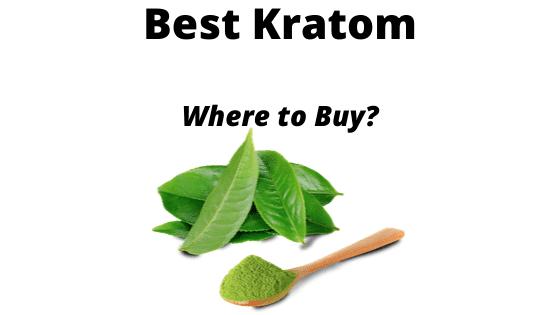 Best kratom