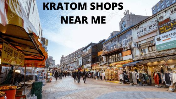 kratom shops near me