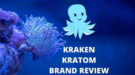 kraken kratom brand review